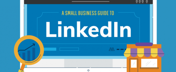 LinkedIn small business infographic